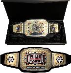 Championship Award Belts
